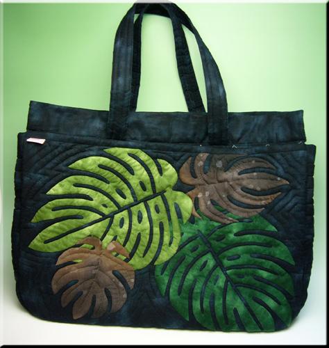 Order Lesson Bag monstera1-1