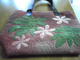 M村さんのバッグ