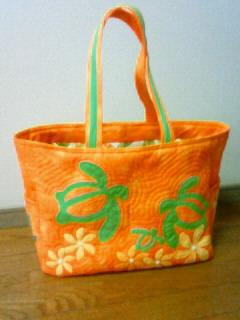 O田さんのママバッグ
